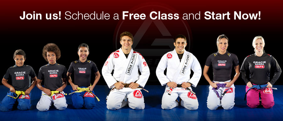 Try a Free Class at Gracie Barra Mansfield