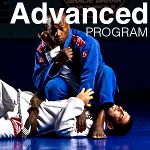 Advanced Program  at Gracie Barra Mansfield and Arlington Texas