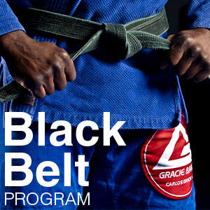 Black Belt Program  at Gracie Barra Mansfield and Arlington Texas