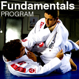 Fundamentals Program  at Gracie Barra Mansfield and Arlington Texas