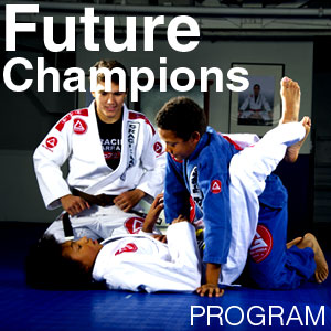 Future Champions Program at Gracie Barra Mansfield and Arlington Texas