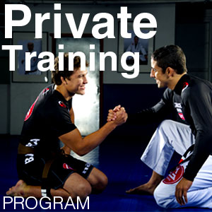 Private Training at Gracie Barra Mansfield and Arlington Texas