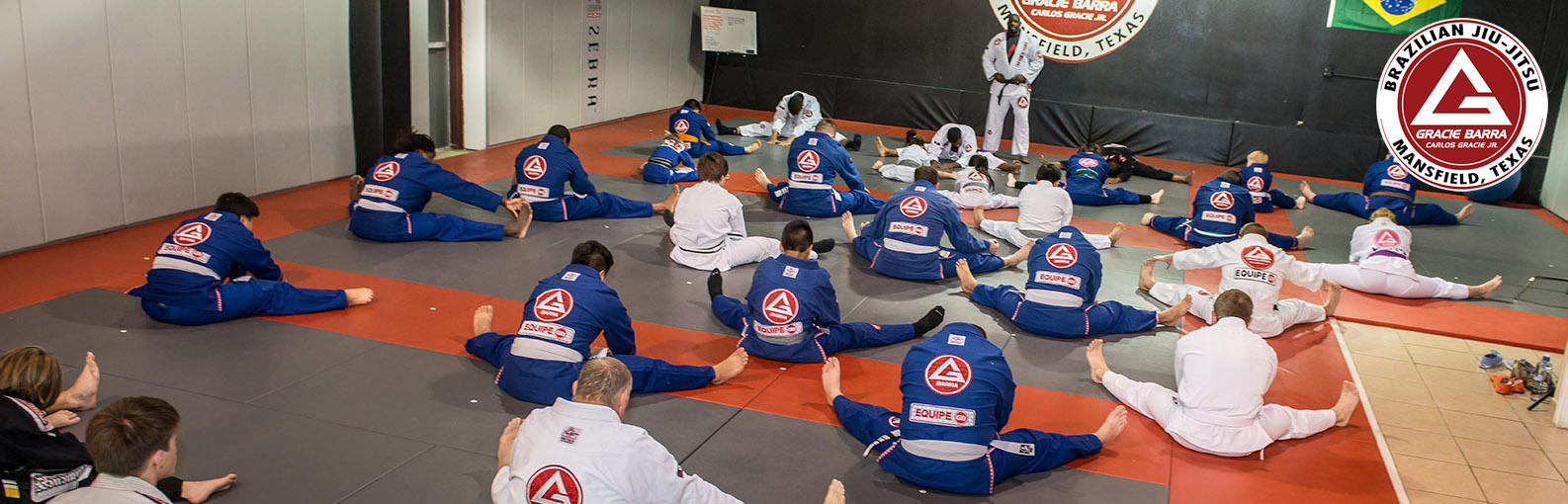 Beginner Classes at Gracie Barra Mansfield & Arlington TX