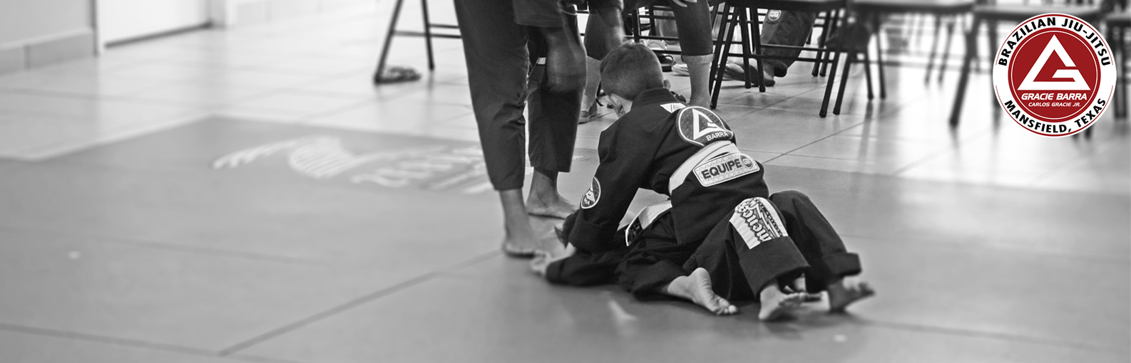 Train Jiu-Jitsu at Gracie Barra Mansfield & Arlington TX