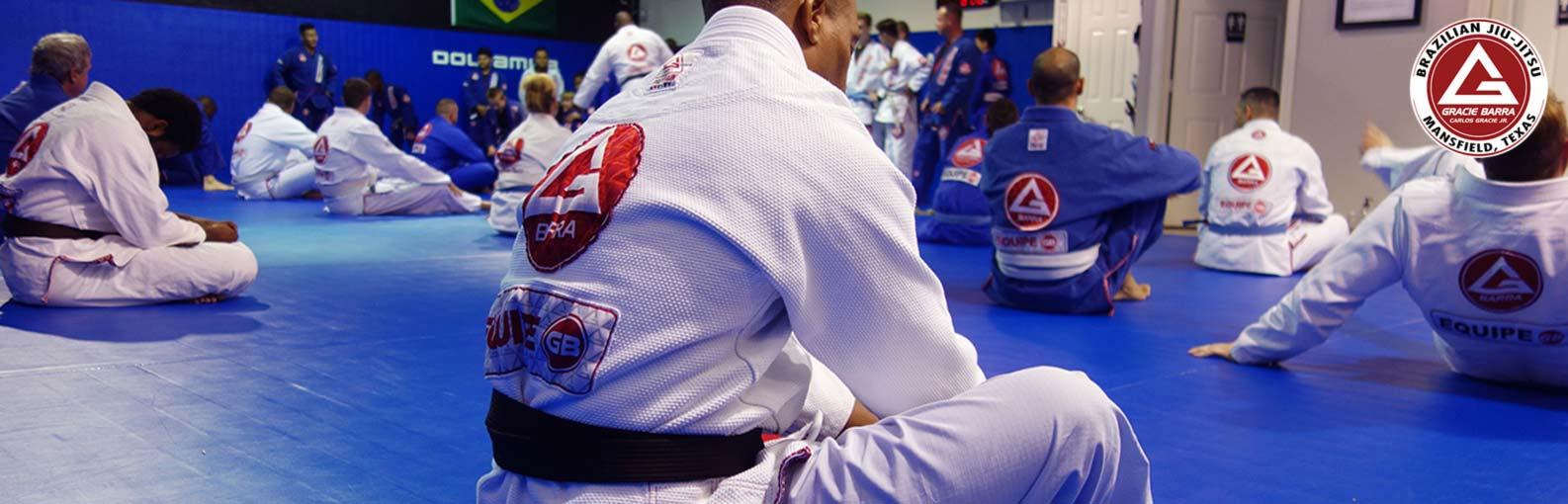 Jiu Jitsu For Everyone | Gracie Barra Mansfield | Brazilian
