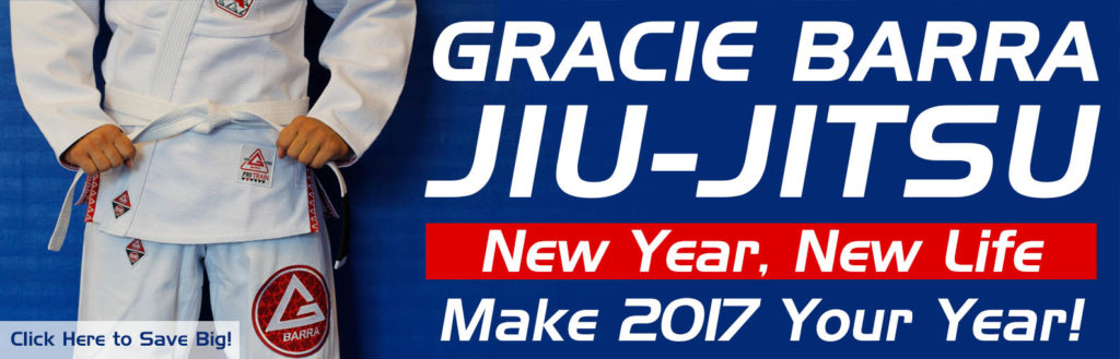 New Year New Life 2017 Gracie Barra Mansfield