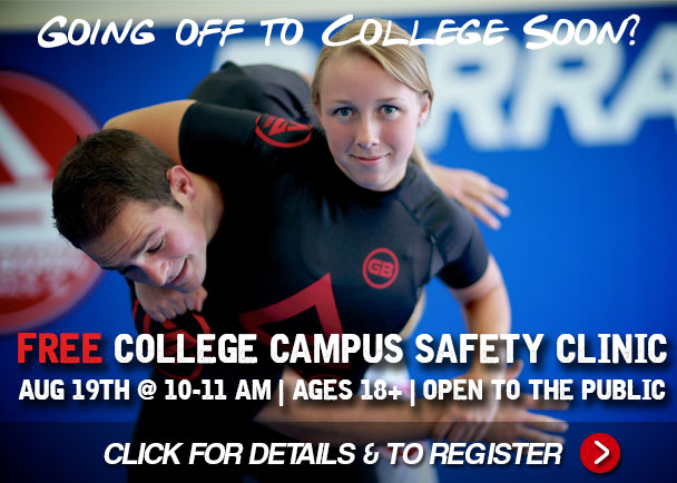FREE College Campus Safety Clinic