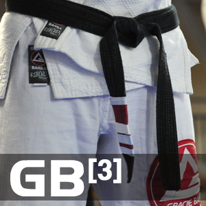 GB3 - Black Belt Program exclusively for rank Blue Belt and above
