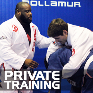 Private Training with an Instructor in a one-on-one setting