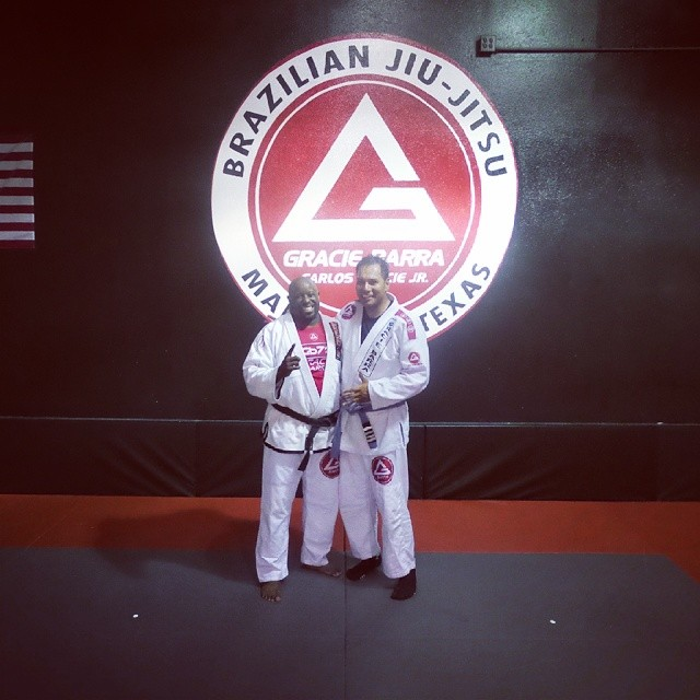 Welcome to #gbmansfieldtx Manny! #graciebarra #jiujitsuforeveryone